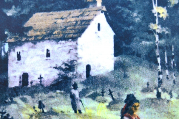Johanniskirche auf dem Kandelaber